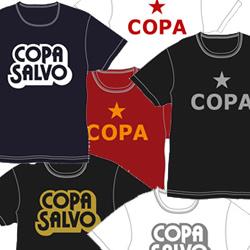 COPA SALVO 新作7インチのリリース記念T-SHIRTS